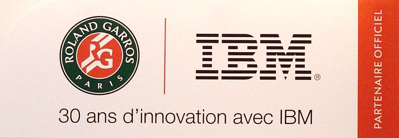 IBM & Roland Garros Paris